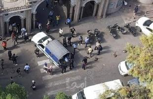 مؤسسة الحق تدين اقتحام عناصر من الشرطة لحرم جامعة الأزهر في مدينة غزة