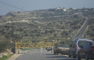 قوات الاحتلال تغلق حاجزي عنّاب وشوفة في طولكرم