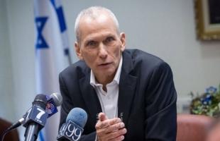 وزير الأمن الداخلي الإسرائيلي بارليف يعارض قرار غانتس ضد (6) منظمات أهلية فلسطينية