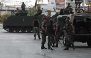 لبنان..اشتباكات مسلحة في الشمال وحرق منازل تخلف قتلى وجرحى