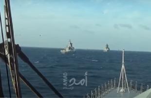 """سفن حربية """"روسية وصينية"""" تسير دورية مشتركة في المحيط الهادئ"""