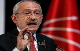 زعيم المعارضة التركية: علينا إعادة فتح السفارات مع دمشق وبغداد بدلًا من إرسال قوات إليها