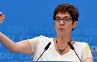 ألمانيا: حزب الخضر يطالب وزيرة الدفاع بعدم الإذعان لأمريكا