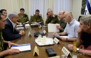 """""""الكابينت"""" الإسرائيلي يعقد اجتماعاً خاصاً لبحث التوتر بين الولايات المتحدة وإيران"""
