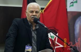 تنفيذية منظمة التحرير تُدين اعتقال عضو المجلس الوطني عمر شحادة