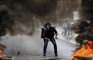 بيت لحم: مواجهات مع قوات الاحتلال في بلدة الخضر