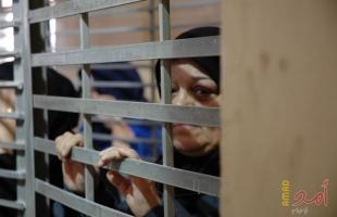 قوات الاحتلال تٌفرج عن أسيرة من الخليل