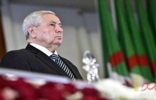 رئيس الجزائر المؤقت يقيل رئيس المحكمة العليا والنائب العام