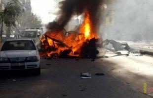 انفجار سيارة مفخخة شرقي حلب يتسبب بمقتل إثنين وإصابة 4 آخرين