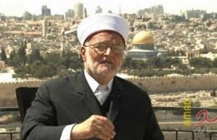 مخابرات الاحتلال تقتحم منزل الشيخ عكرمة صبري خطيب المسجد الأقصى