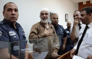 """محكمة إسرائيلية تؤجل حبس """"رائد صلاح"""" بسبب انتشار فايروس كورونا"""