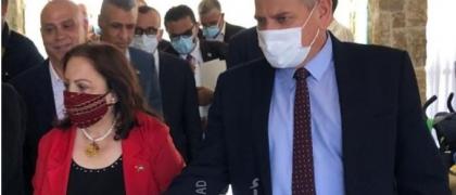 متجاهلة فضيحة المكان...د.الكيلة تكشف نتائج اللقاء مع الوزير الإسرائيلي