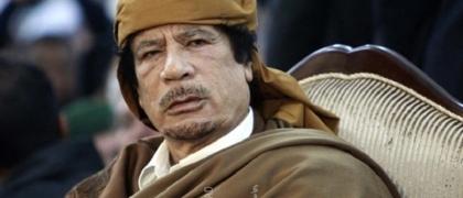"""آخر تسجيل صوتي للرئيس الليبي الراحل """"القذافي"""" قبل مقتله بساعات"""