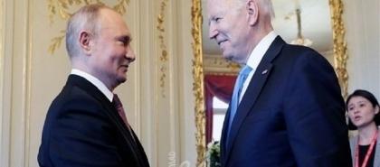 بوتين يكشف أهم قضايا لقاء قمة جنيف مع بايدن