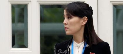 """شقيقة الزعيم الكوري الشمالي تطالب سيول بوقف """"سياساتها العدائية"""""""