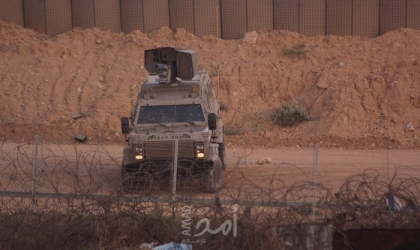 قوات الاحتلال تستهدف الأراضي الزراعية شرق خانيونس
