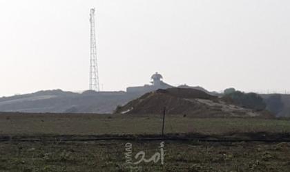 جيش الاحتلال يهاجم الأراضي الزراعية شرق خانيونس