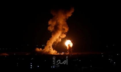 """""""القائمة المشتركة"""" تدين القصف الإسرائيلي على غزة وتعتبره """"حاجة سياسية لنتنياهو"""""""