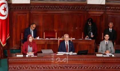 رئاسة البرلمان التونسي تخضع للضغط وتحدد يوم 3 يونيو جلسة عامة لمساءلة الغنوشي