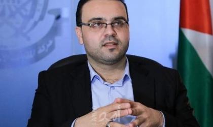 حماس تعقب على العدوان الإسرائيلي الذي إستهدف ريف حمص