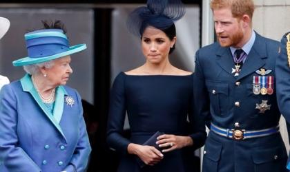 مفاجأة .. هارى وميجان يطالبان بعقد اجتماع مع الملكة إليزابيث