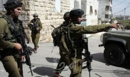 قوات الاحتلال تخطر بتجريف طريق فرعي في عصيرة القبلية جنوب نابلس