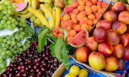 زراعة غزة تقرر وقف استيراد الفواكه من إسرائيل