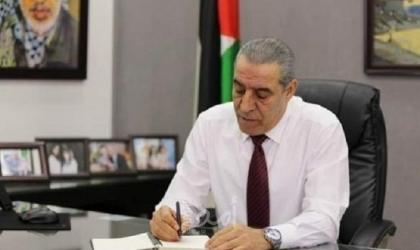 """مصدر لـ """"أمد""""...حسين الشيخ مسؤولا لملف المفاوضات"""