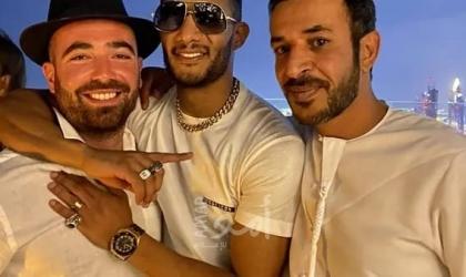نقابة المهن التمثيلية  المصرية تعلق على صور محمد رمضان مع فنانين إسرائيليين