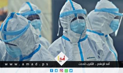 """صحة حماس: (5) حالات وفاة و314 إصابة جديدة بـ""""كورونا"""" خلال 24 ساعة في قطاع غزة"""