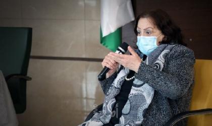 """الكيلة: غزة لملمت جراحها ونهضت وأناشد المواطنين أخذ لقاح """"كورونا"""""""