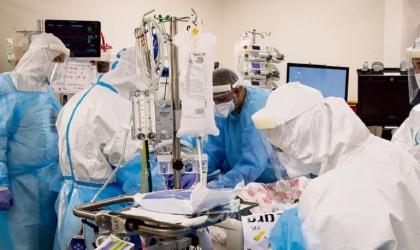 """الصحة الإسرائيلية تعلن عن حصيلة جديدة لأعداد وفيات وإصابات """"كورونا"""""""
