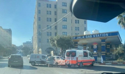 الضفة: إصابة (9) مواطنين بشجار عائلي وحوادث سير في الخليل وجنين