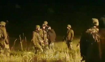 محدث.. قوات الاحتلال تعتقل شابين من الخليل والقدس- فيديو
