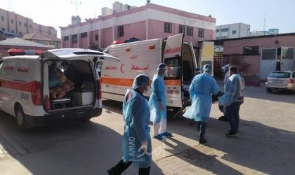 """صحة حماس: حالتا وفاة و727 إصابة جديدة بـ""""كورونا"""" خلال 24 ساعة الماضية"""