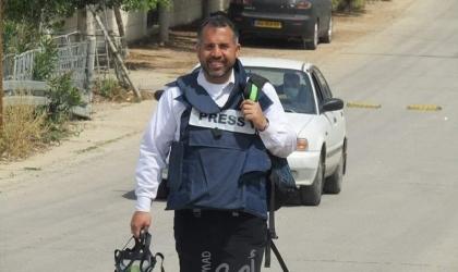 """سلطات الاحتلال تحوّل الصحفي """"علاء الريماوي"""" للاعتقال الإداري ثلاثة أشهر"""