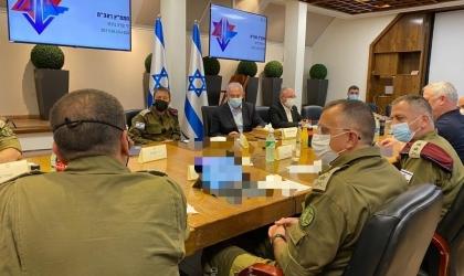 """تقرير: داخل مخبأ القيادة العسكريّة الإسرائيليّة """"حصن صهيون """""""