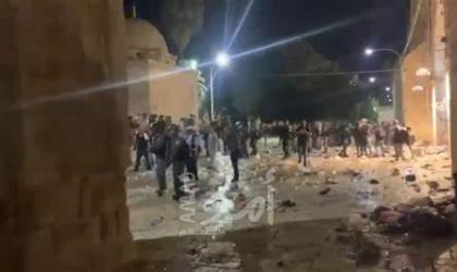 دول ومؤسسات تدين اقتحام قوات الاحتلال للمسجد الاقصى