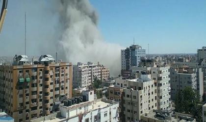 """إعلام عبري: الرئيس بايدن يجري إتصالًا مع نتنياهو عقب قصف مكتب """"أسوشيتد برس"""""""