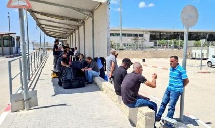 داخلية حماس: (4472) مغادراً و3752 وافداً عبر منفذ بيت حانون الأسبوع الماضي
