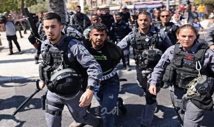 شرطة الاحتلال تعتدي على أصحاب الأراضي في سلوان وتصيب مقدسياً بجراح