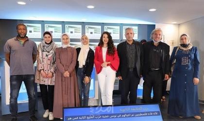 """الخليل: مدرسة """"الحلايقة"""" تفوز بالمركز الأول في الحلقة الثانية من مسابقة المعرفة الوطنية"""