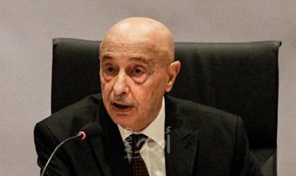 رئيس مجلس النواب الليبي: نعول على الجزائر لإخراج ليبيا من أزمتها