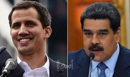 بدء محادثات جديدة بين الحكومة الفنزويلية والمعارضة