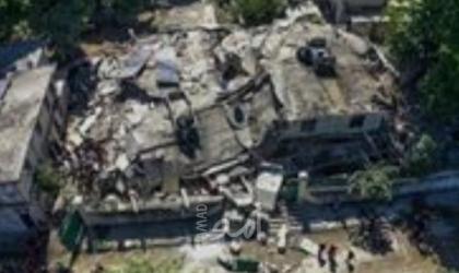 304 قتلى على الأقل في هايتي إثر زلزال بقوة 7,2 درجات