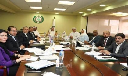 مكتب البرلمان العربي توافق على مقترح العسوميبتحويل البرلمانإلىإلكتروني بالكامل