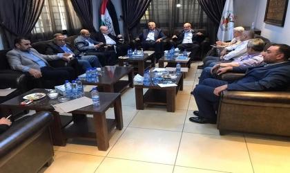 """(5) فصائل تدعو لإلغاء أوسلو وتطبيق قرارات """"القيادات الفلسطينية"""" في سبتمبر"""