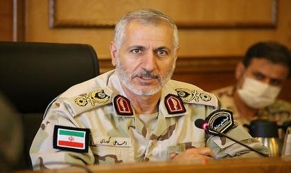 عسكري إيراني: لا نمتلك معلومات دقيقة عن القواعد الإسرائيلية في أذربيجان