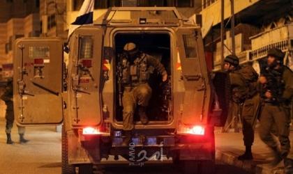 نابلس: عشرات حالات الاختناق خلال اقتحام قوات الاحتلال بلدة دوما