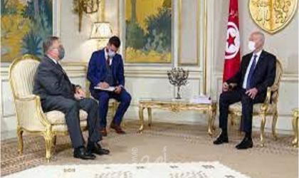 الرئيس التونسي للسفير الأمريكي: مستاؤون من تدخل الكونغرس في شأننا الداخلي